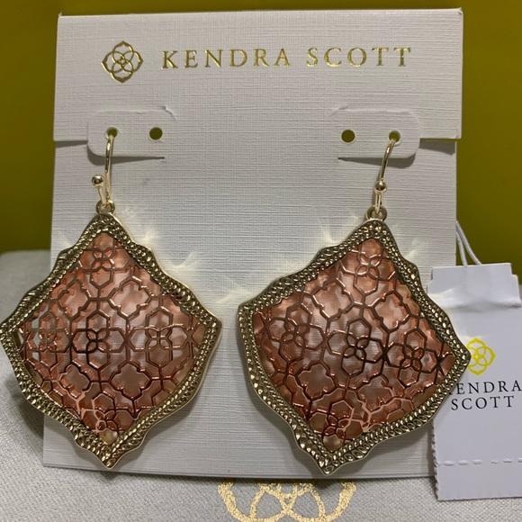 5101afc7029fc6 Kendra Scott Jewelry | New Kirsten Filigree Earrings | Poshmark
